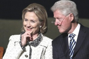 Hillary Rodham Clinton, Bill Clinton