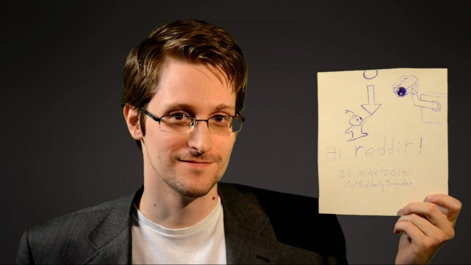 Edward Snowden: Rand Paul's 'Filibuster' Is a 'Sea Change'